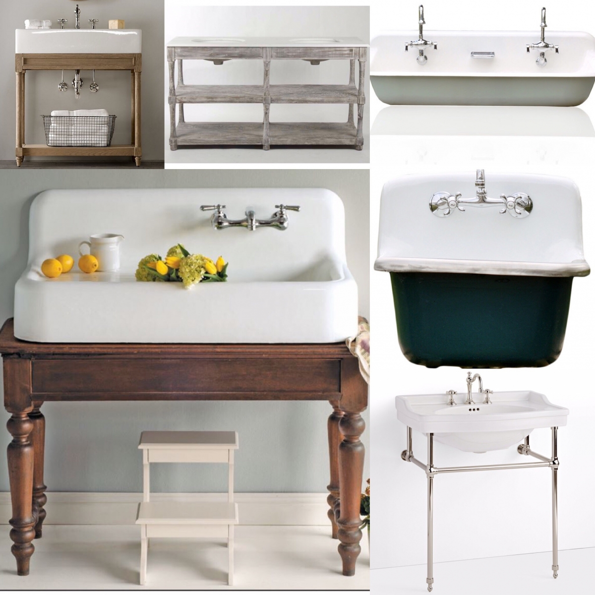 Farmhouse Bathroom Sinks – Bir Farm